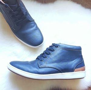 Steve Madden Freedom Chukka High Top Sneakers
